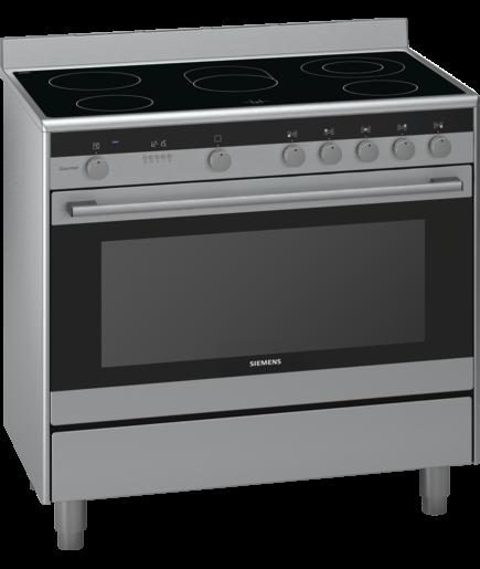 Siemens iQ700 Range Cooker 90 cm (HY738357M)