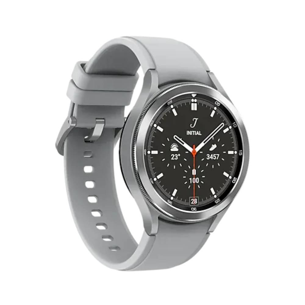 Galaxy Watch4 Classic 46 mm - Silver (SMR890NZSAMEA)