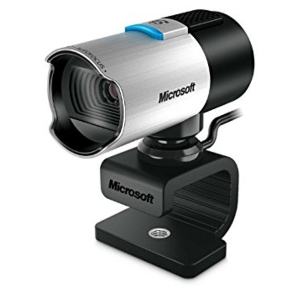 Microsoft LifeCam Studio Q2F-00016 Webcam HD Aluminium (Q2F00016-EC)