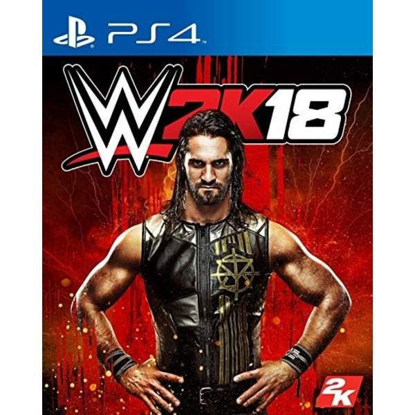 WWE 2K18 (PEGI) - R (CD23526)