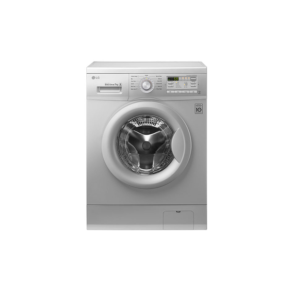 LG 7Kg Front Loading Washing Machine (F10B8QDT25)