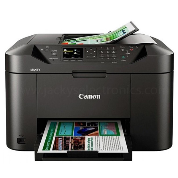 Canon MAXIFY All In One Inkjet Printer (MB2140W)