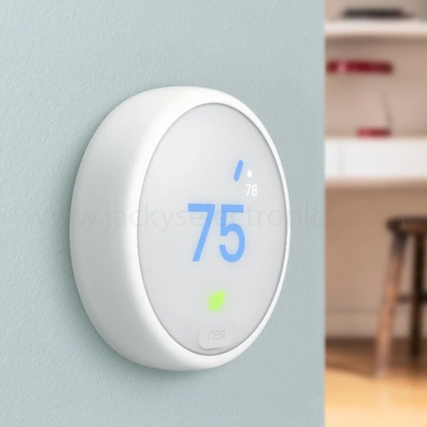 NEST LEARNING THERMOSTAT E T4000ES-WHITE (NEST-T4000ES)