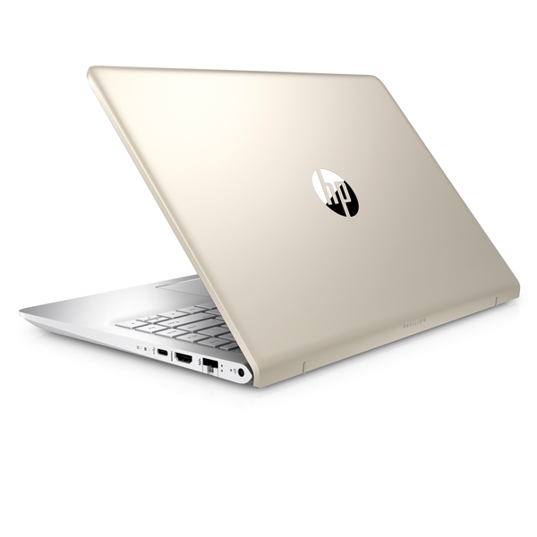 "HP Notebook 14"" - Gold (14-BK002)"