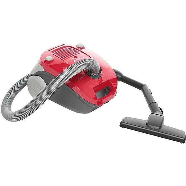 Samsung 1600 Watt Canister Vacuum Cleaner - Red (SC4130R)