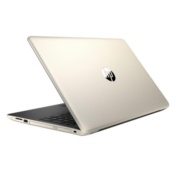 """HP Notebook 15"""" - Gold (15-BS009)"""