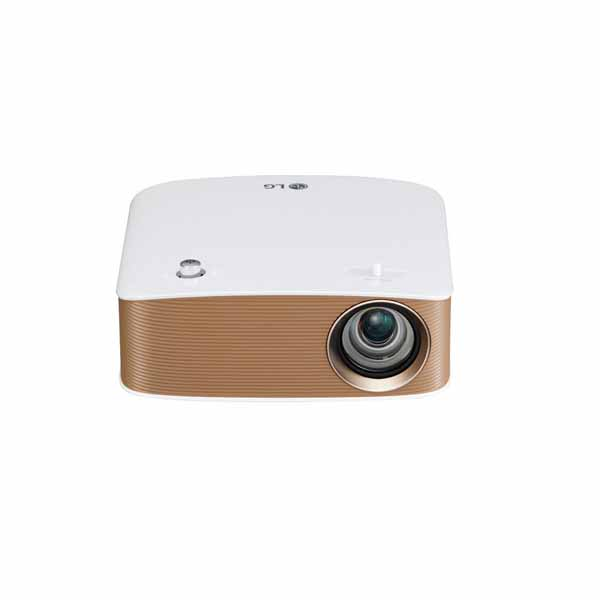 LG 130 Lumens  HDMI  LED  in built battery 30,000 Hrs lamplife PH150G Projector