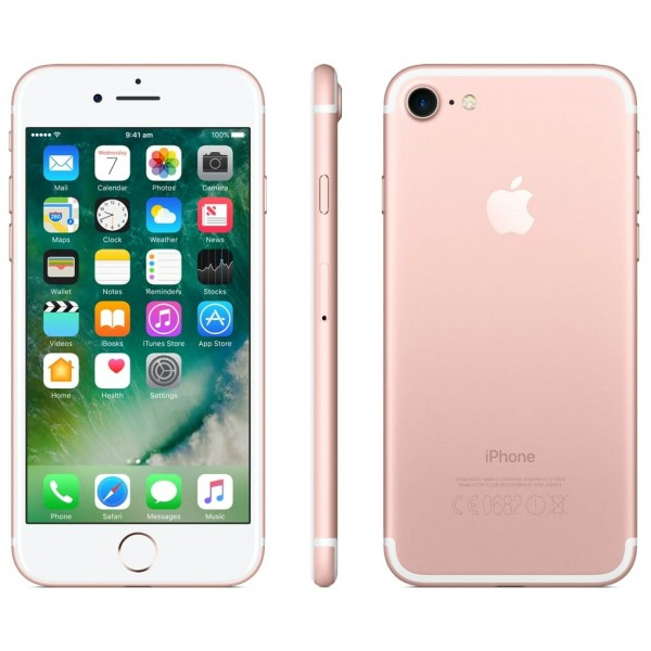 Apple iPhone 7  32GB Rose Gold (MN912AE/A)