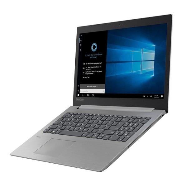Lenovo Notebook  I130-DYAX, Screen Size 15HD, Proc i3-8130U, RAM 4GB, Memory 1 TB, Win 10H, Black