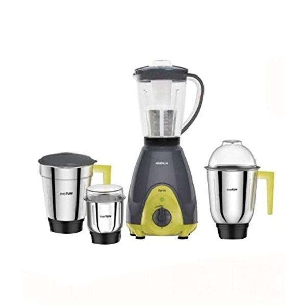 Havells Sprint 600W 4 Jar Mixer Grinder (SPRINT600W3DG)