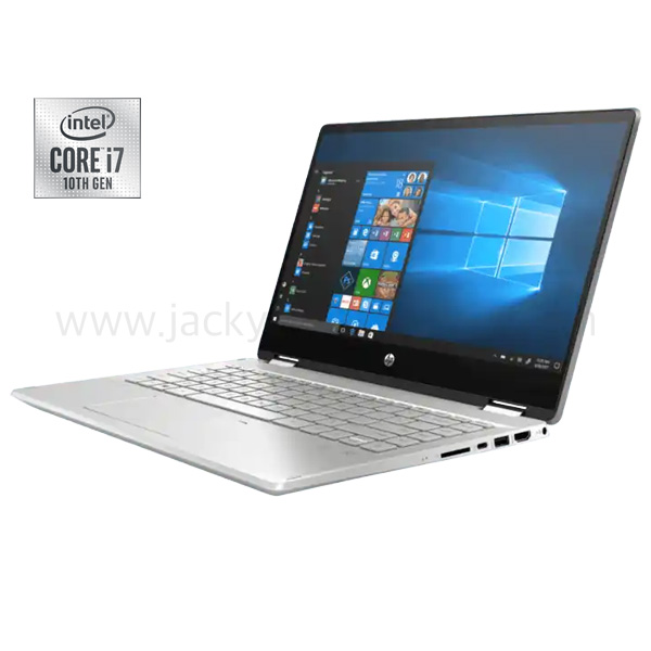 HP Pavilion x360 Intel® Core™ i5-10210U, 8GB RAM, 512GB SSD, NVIDIA® GeForce® MX250 2GB GDDR5 dedicated, Win 10 (14-DH1026)