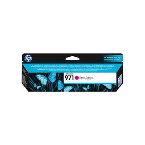 HP 971 Magenta Original Ink Cartridge CN623AE