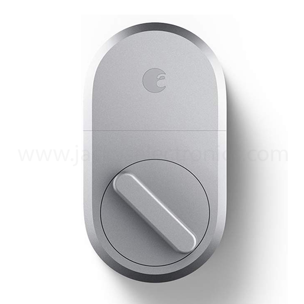 AUGUST SMART LOCK 3RD GENERATION (AUG-SL04-M01-S04)-SILVER (AUGUST-AUG-SL04-M01-S04)