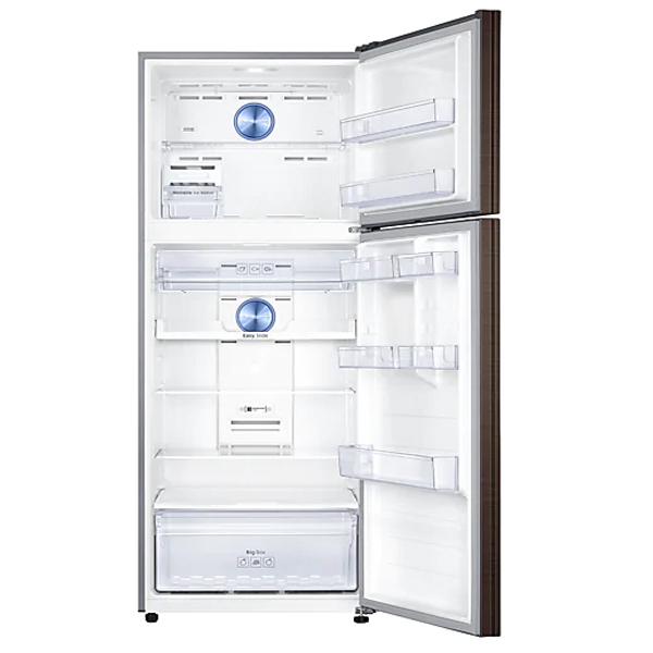 Samsung Top mount freezer with Twin Cooling, 650L (RT65K6237DX)