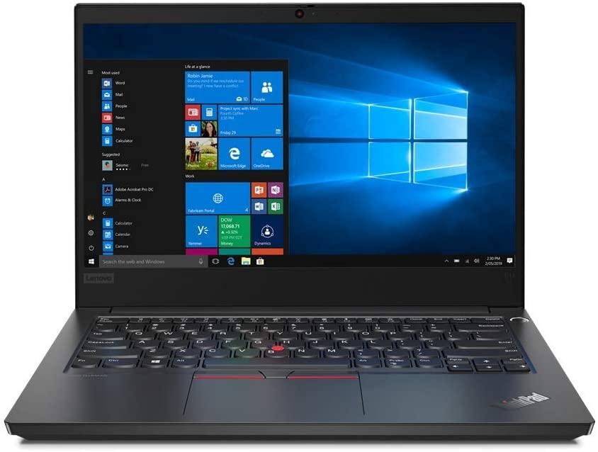 Lenovo ThinkPad E14 Core I7 10th Gen RAM 8GB 512GB SSD Screen 14inch Win10 Pro E14-07AD