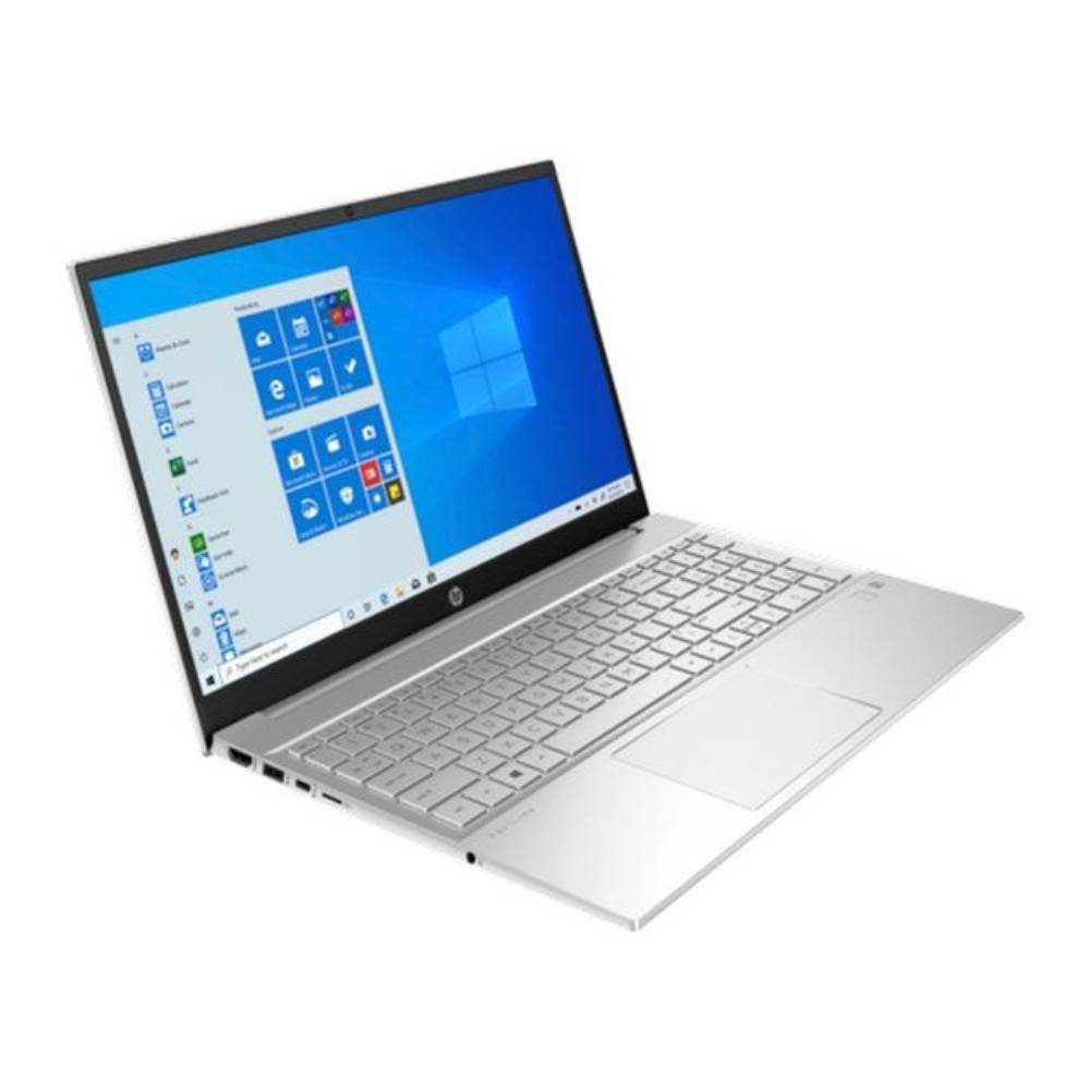 HP Pavilion Laptop Core i7 11th Gen RAM 16GB SSD 1TB Graphics 2GB Windows 10 Screen 15.6 Silver 15-EG0003