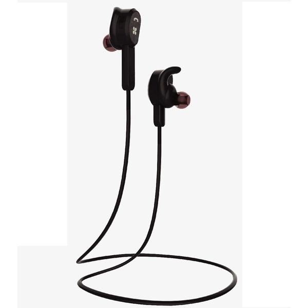 5d3b169c7b1 Promate In Ear Bluetooth Stereo Headset - Black (VITALLY-2-BK)