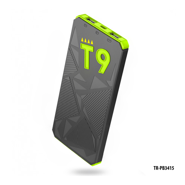 Trands 120000mAh Dual Shaker power Bank (TR-PB3415)