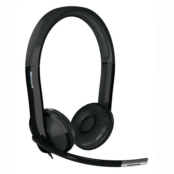 Microsoft LifeChat LX-6000 Headset for Business (7XF00001-EC)