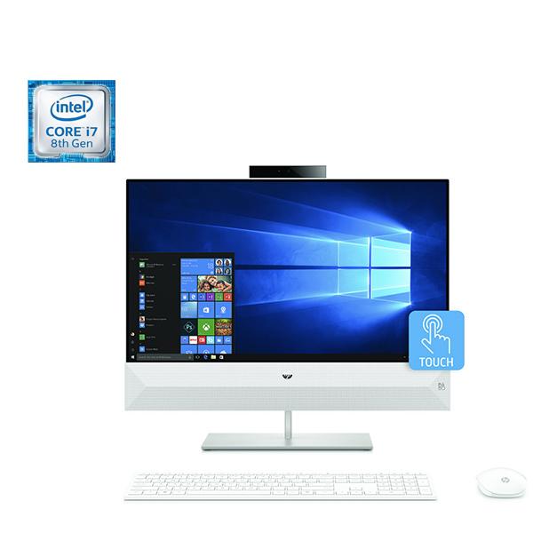 HP Pavilion All-in-One 24-xa0000ne i7-8700 8GB RAM, 1TB , 2GB 23.8T WIN10 WHT (24-XA0000)