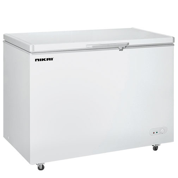 Nikai 440L Chest Freezer, White (NCF440N6)