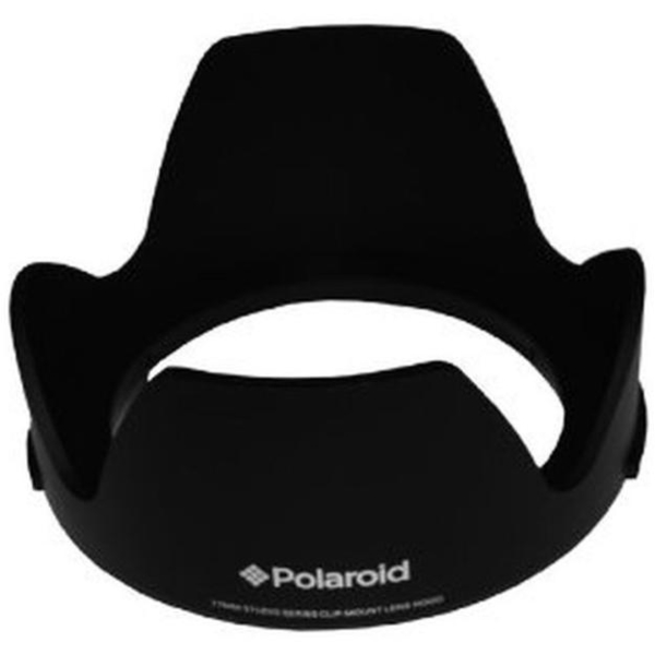 Polaroid 77mm Studio Series Scalloped Lens Hood  (PLLH77)