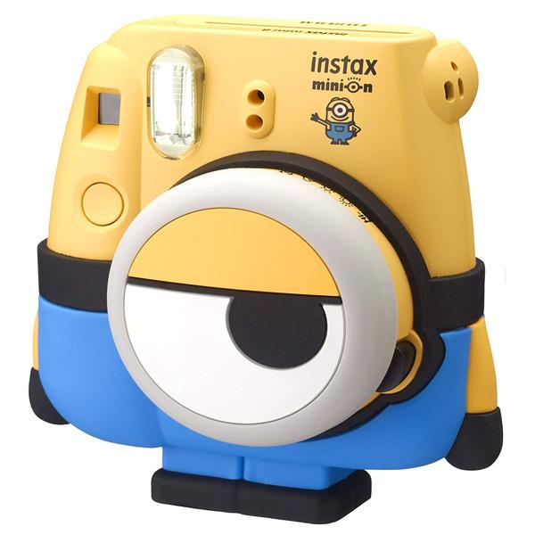 Fujifilm Instax Mini 8 Camera (Minion) INSTAXMINI8-MN