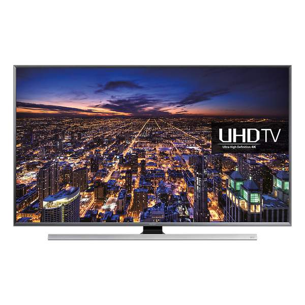 """Samsung 65"""" JU7000 7 Series Flat UHD 4K Smart 3D LED TV (QA65Q6F)"""