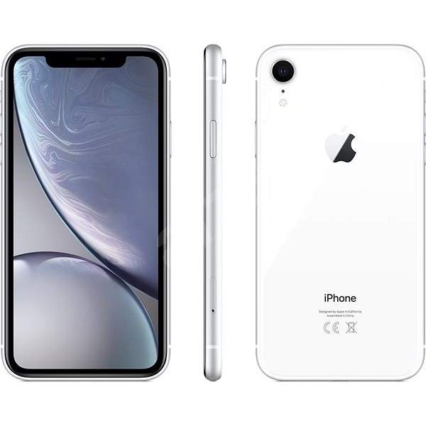 Apple iPhone XR 256GB Smartphone, White (IPXR256GB-WH)