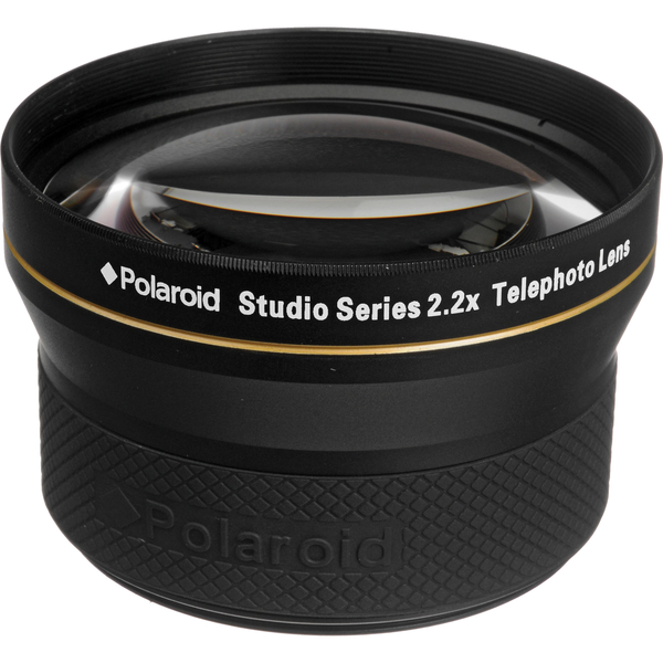 Polaroid Studio Series 72mm 2.2x HD Telephoto Lens (PL2272T)