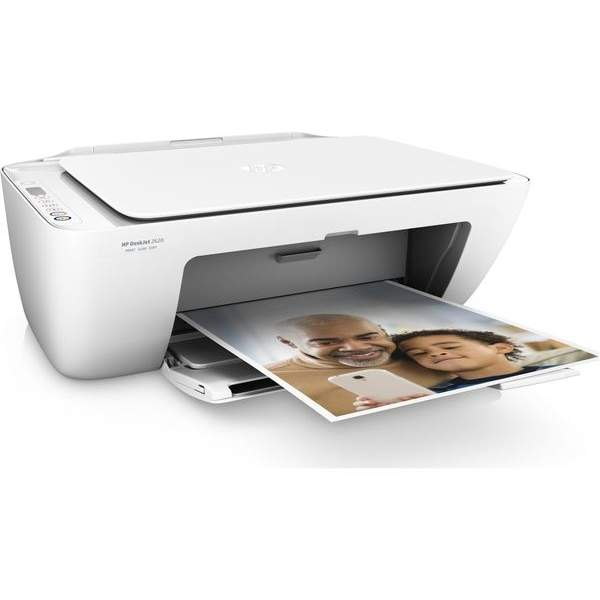 HP DeskJet 2620 All-in-One Printer (DJ2620)