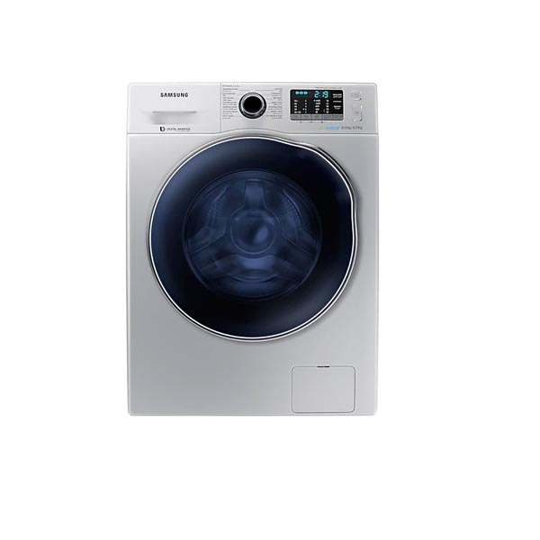 Samsung Ecobubble Washer Dryer 8kg (WD80J5410AS)