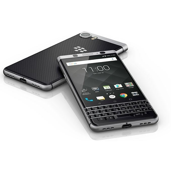 Blackberry KEY2 Smartphone (BB-KEY264GBSL-PO)