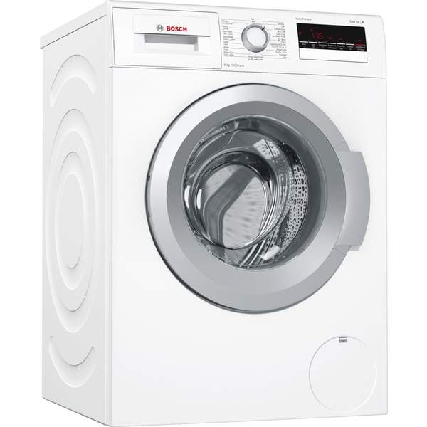 Bosch 8Kg Serie 4 Automatic Washing Machine (WAK24260GC)
