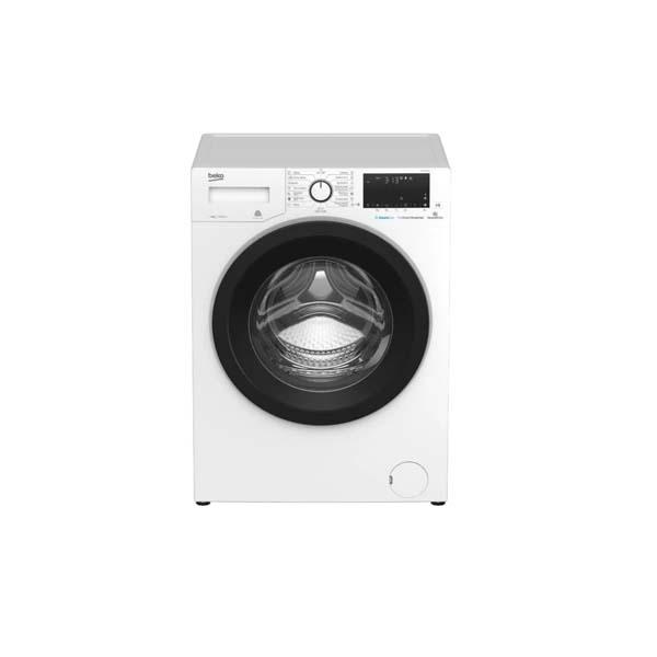 Beko Free Standing Washing Machine 8kg, 1400 RPM, 15 programs, 4star energy rating, White (WTV8736XW)
