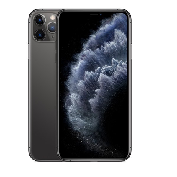 Apple iPhone 11 Pro With FaceTime Space Grey 256GB 4G LTE - International Specs (MWC72/LLA-EC)