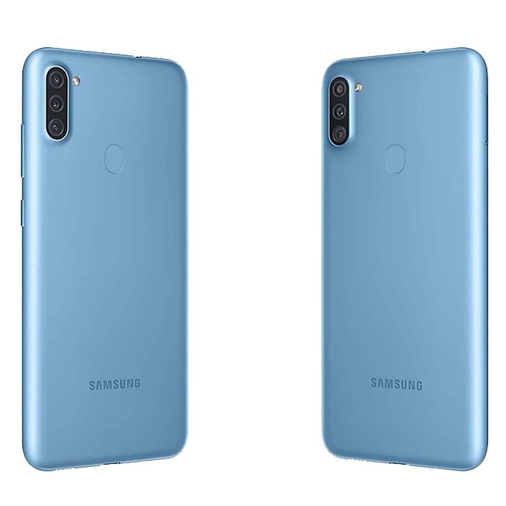 """Samsung Galaxy A11 6.4"""" 32GB, 2GB RAM Blue SMA115"""