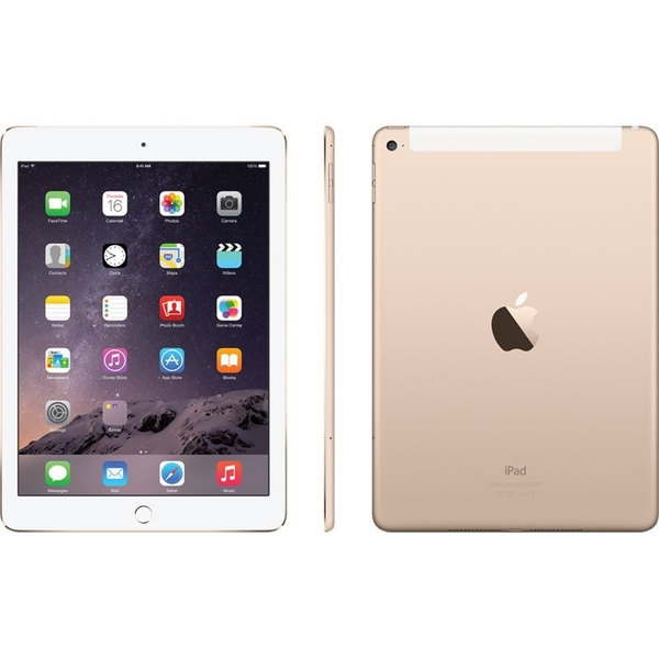 Apple iPad 6th Gen (2018) WiFi + Cellular 128GB - Gold (MRM22AE/A)