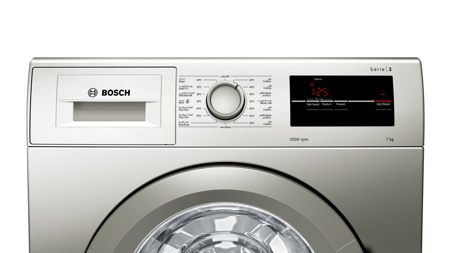 Bosch Washing Machine WAJ2017SGC