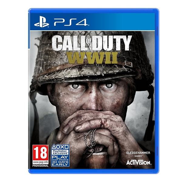 CALL OF DUTY- WWII - PS4  (CD19788)