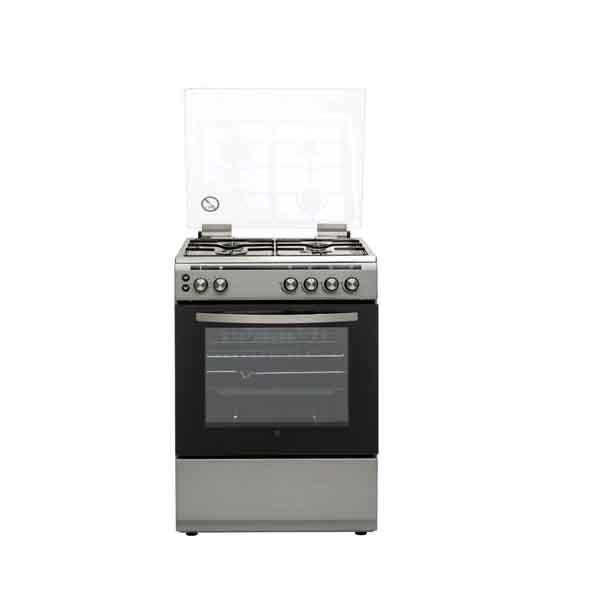 Hoover 60X60 Cm Gas Cooker (FGC6060-S1V)