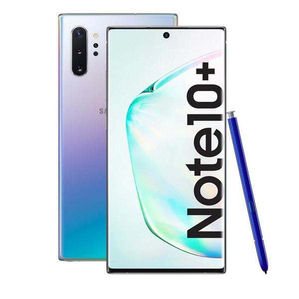 Samsung Galaxy Note 10 Plus 256GB 5G LTE Aura Glow SMN976QZSAXSGW-AA