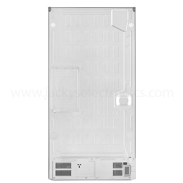 LG 4 Door Refrigerator, Smart-Wifi, Inverter Linear Compressor, 594 Ltrs Gross (GR-B29FTLPL)