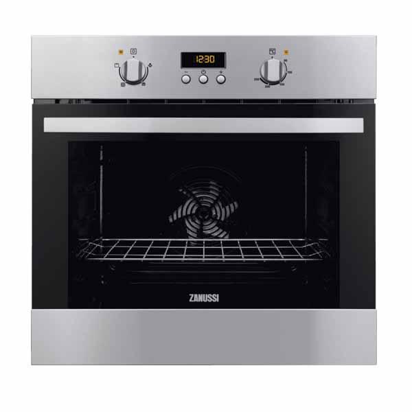 Zanussi 60cm Multi-functional Oven (ZOB35301XK)