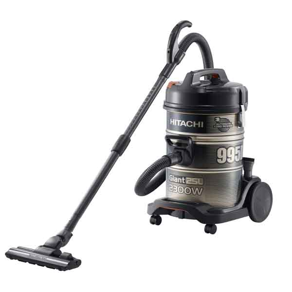 Hitachi Giant Drum Vacuum Cleaner 2300W (CV995DC)