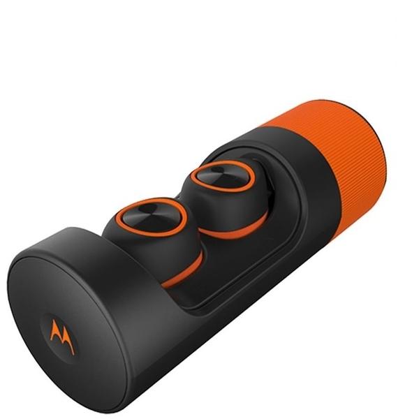 Motorola VerveOnes + Completely Wireless & Waterproof Smart Earbuds