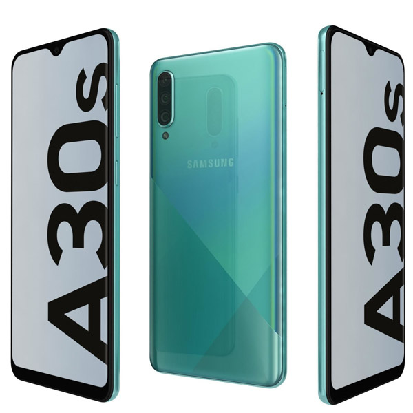 Samsung Galaxy A30S, 64GB, Ramen Octa Core 1.8GHz Green