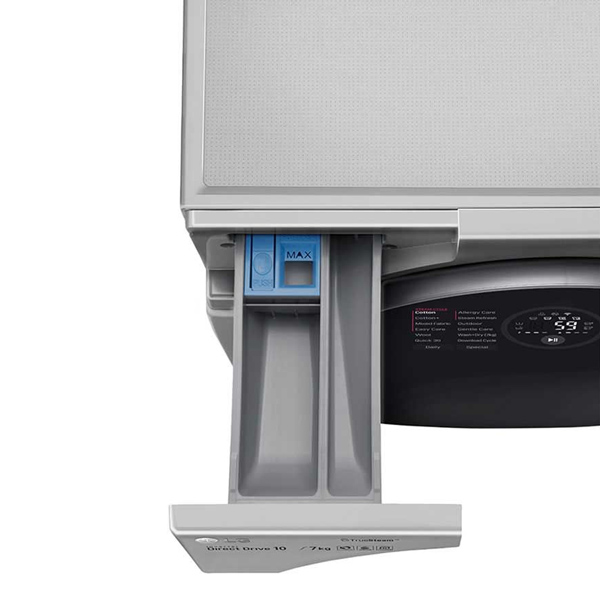 LG 10kg Washer & 7kg Dryer (FH4G1JCHP6N.ASSPALY)