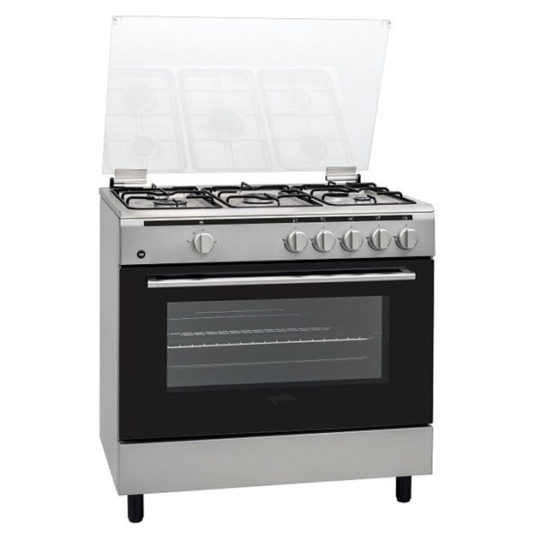 Hoover 5 Gas Burners Cooker FGC9060-S1V