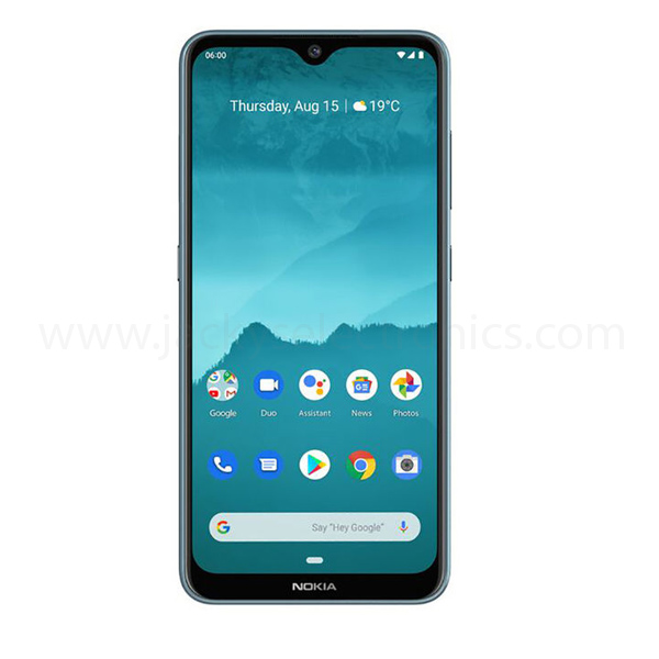 Nokia 6.2 64GB Smartphone LTE  (NOKIA6-2W-64GBWH)